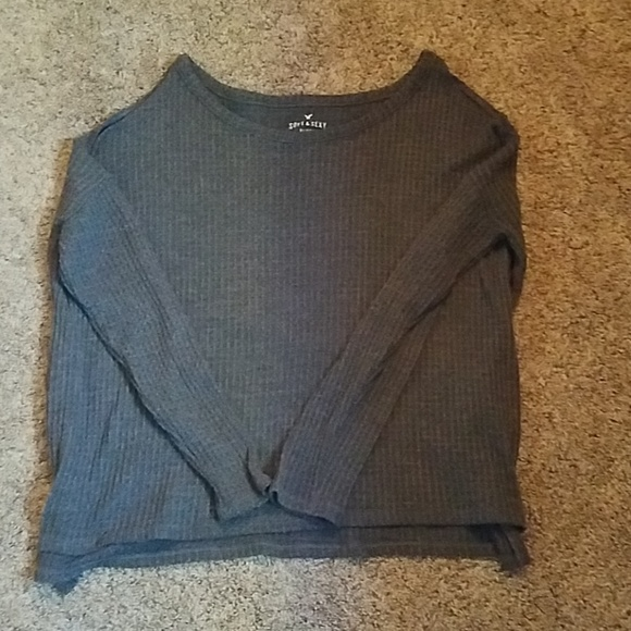 American Eagle Outfitters Sweaters - American Eagle sweater with shoulder cutouts